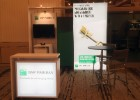 BNP Paribas Exhibit Displays